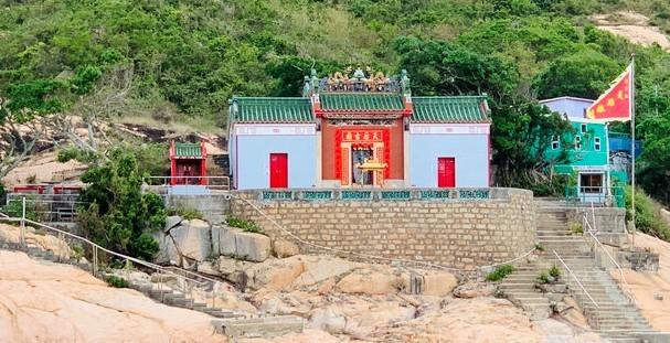 海侃香港——香港最南端的天后宫古庙_图1-2