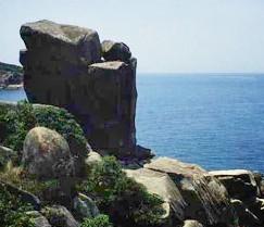 海侃香港——香港最南端——蒲台岛码头及古代石刻_图1-12