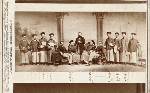 中美友谊—— 中美200年交往史_图1-2