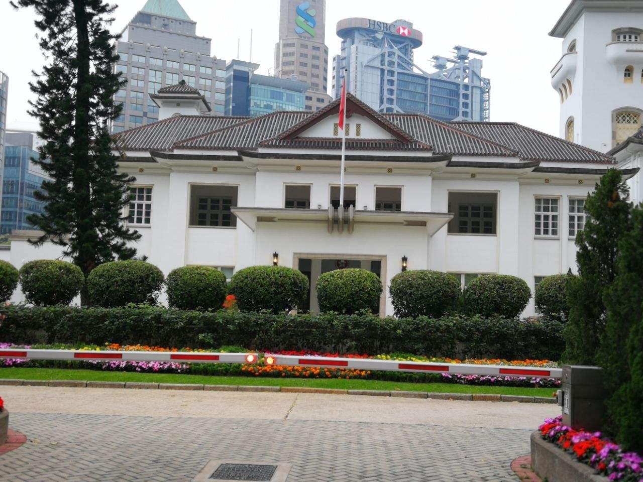 海侃香港——香港礼宾府_图1-8