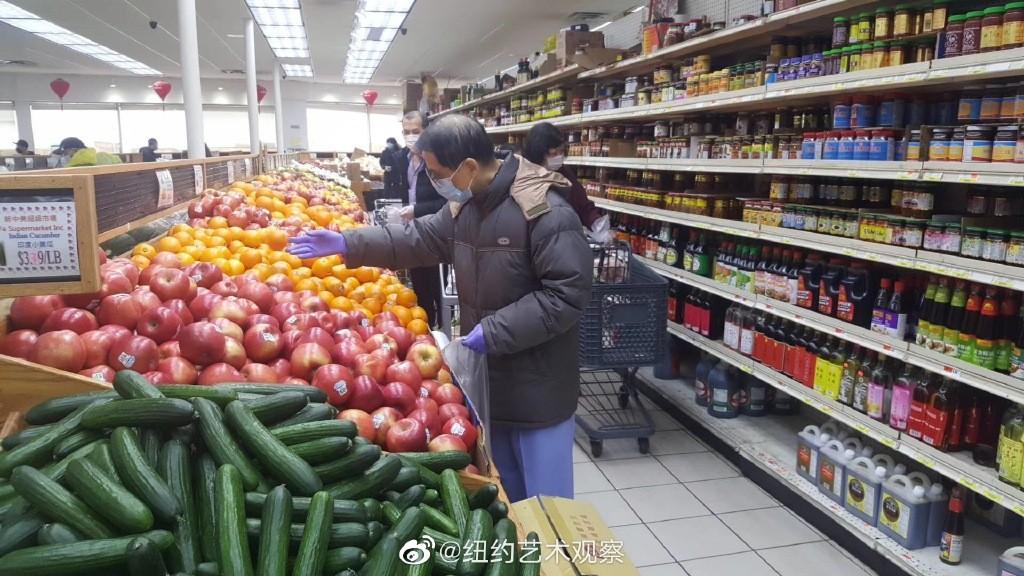 全副武装去买菜_图1-1