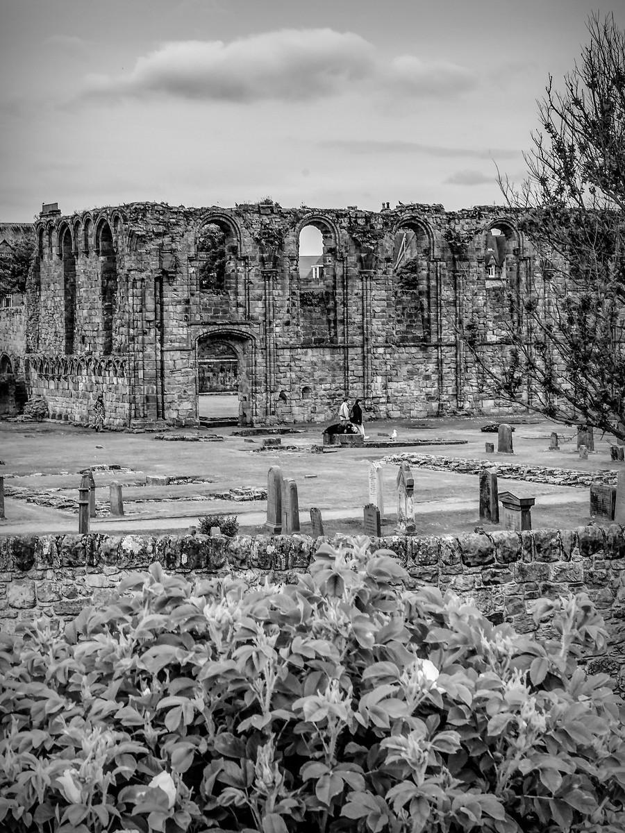 苏格兰圣安德鲁主教座堂(Cathedral of St Andrew)遗迹,九百年历史 ..._图1-38