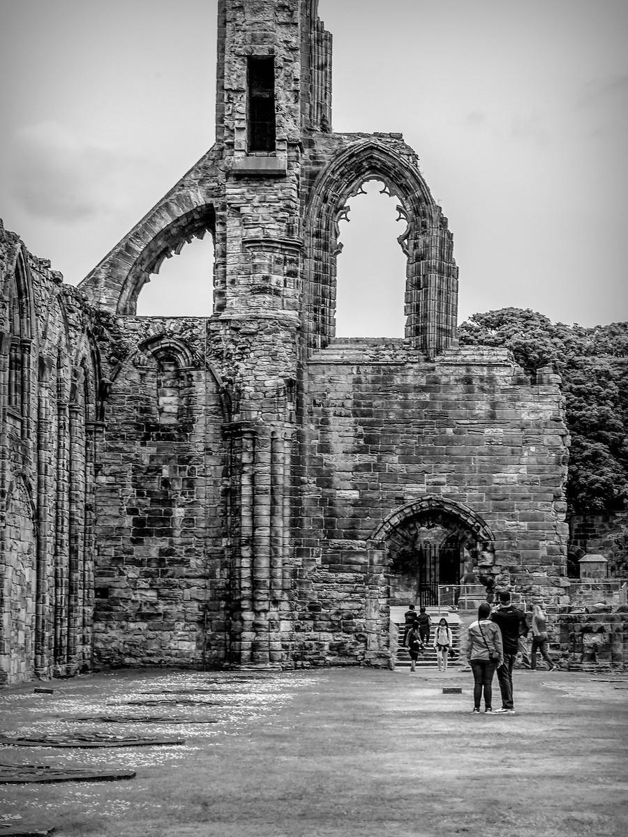 苏格兰圣安德鲁主教座堂(Cathedral of St Andrew)遗迹,九百年历史 ..._图1-34