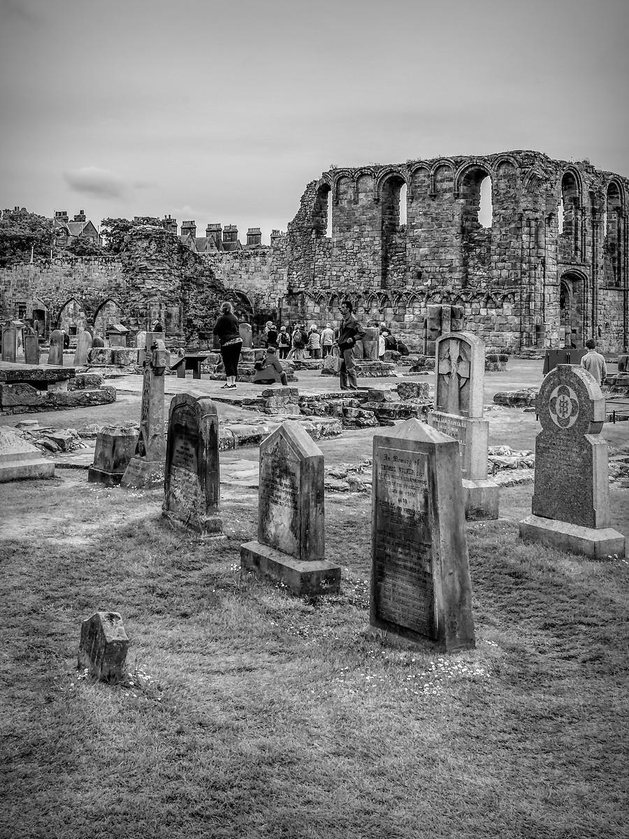 苏格兰圣安德鲁主教座堂(Cathedral of St Andrew)遗迹,九百年历史 ..._图1-33