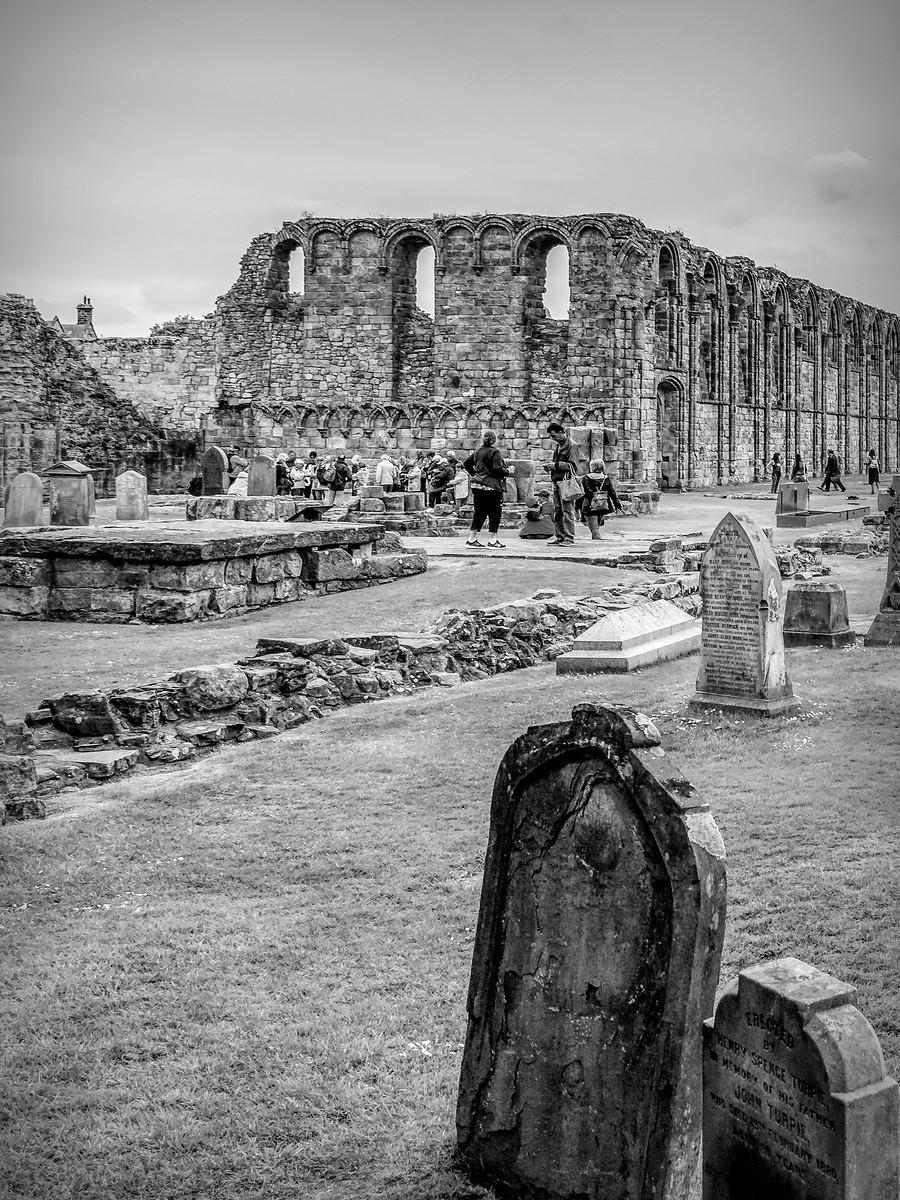 苏格兰圣安德鲁主教座堂(Cathedral of St Andrew)遗迹,九百年历史 ..._图1-10