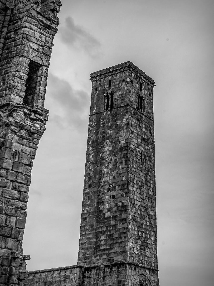 苏格兰圣安德鲁主教座堂(Cathedral of St Andrew)遗迹,九百年历史 ..._图1-21