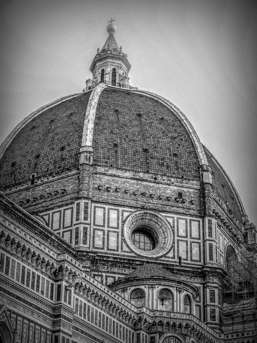 意大利佛罗伦斯主教堂,精雕细琢_图1-5