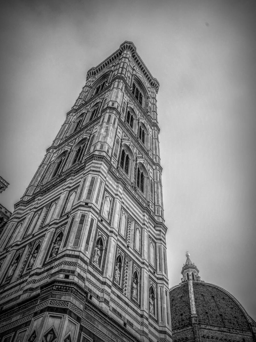 意大利佛罗伦斯主教堂,精雕细琢_图1-10