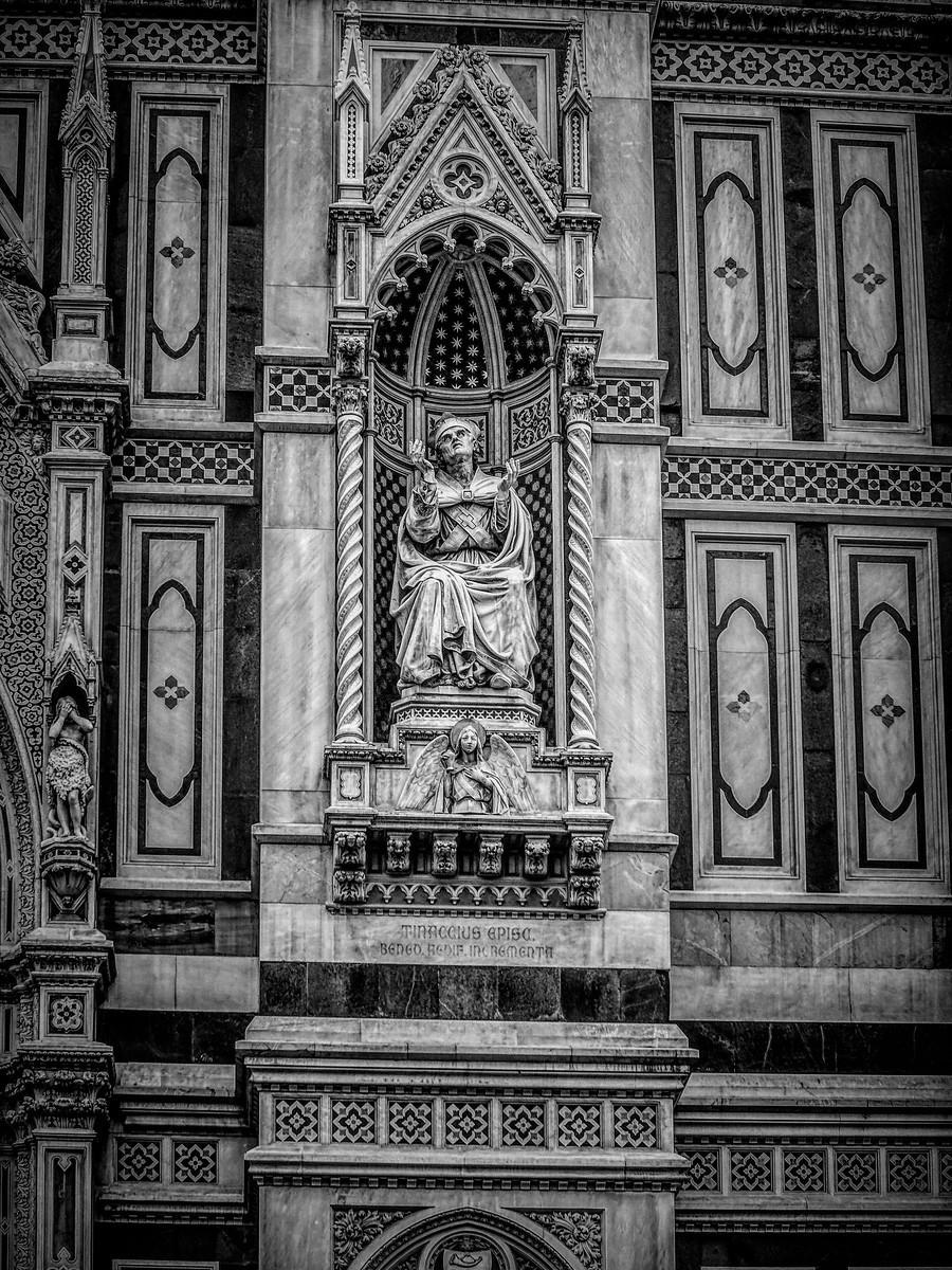 意大利佛罗伦斯主教堂,精雕细琢_图1-11