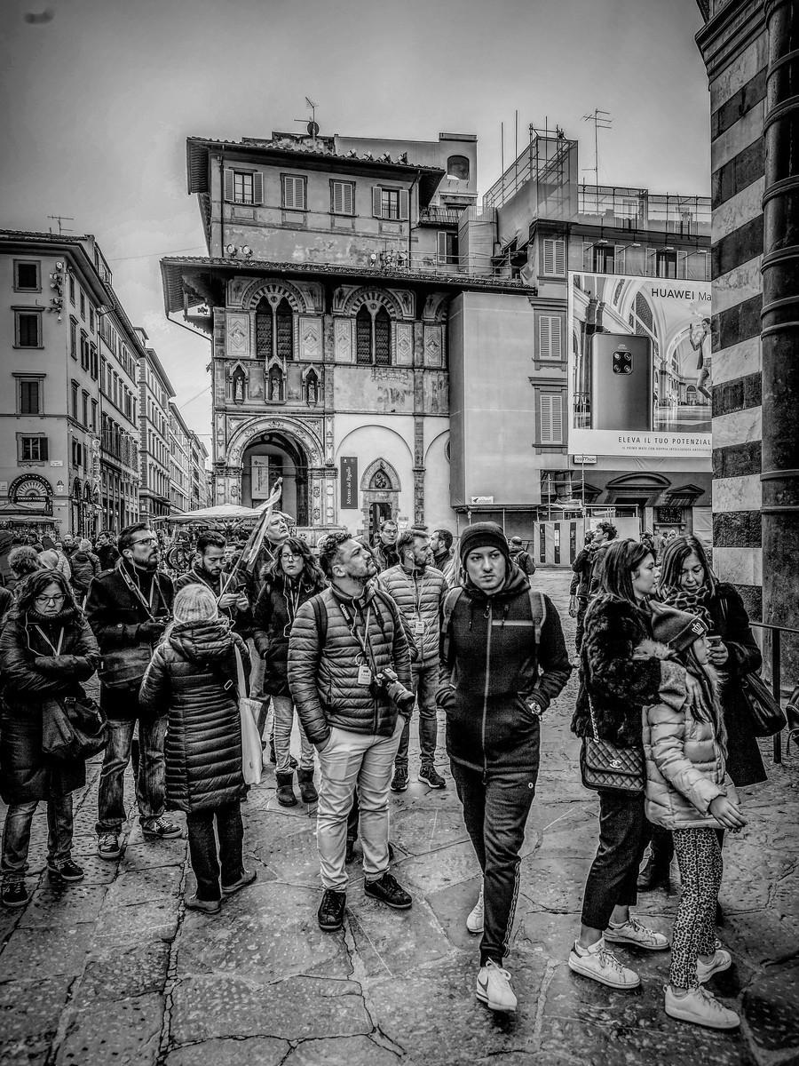 意大利佛罗伦斯主教堂,精雕细琢_图1-14