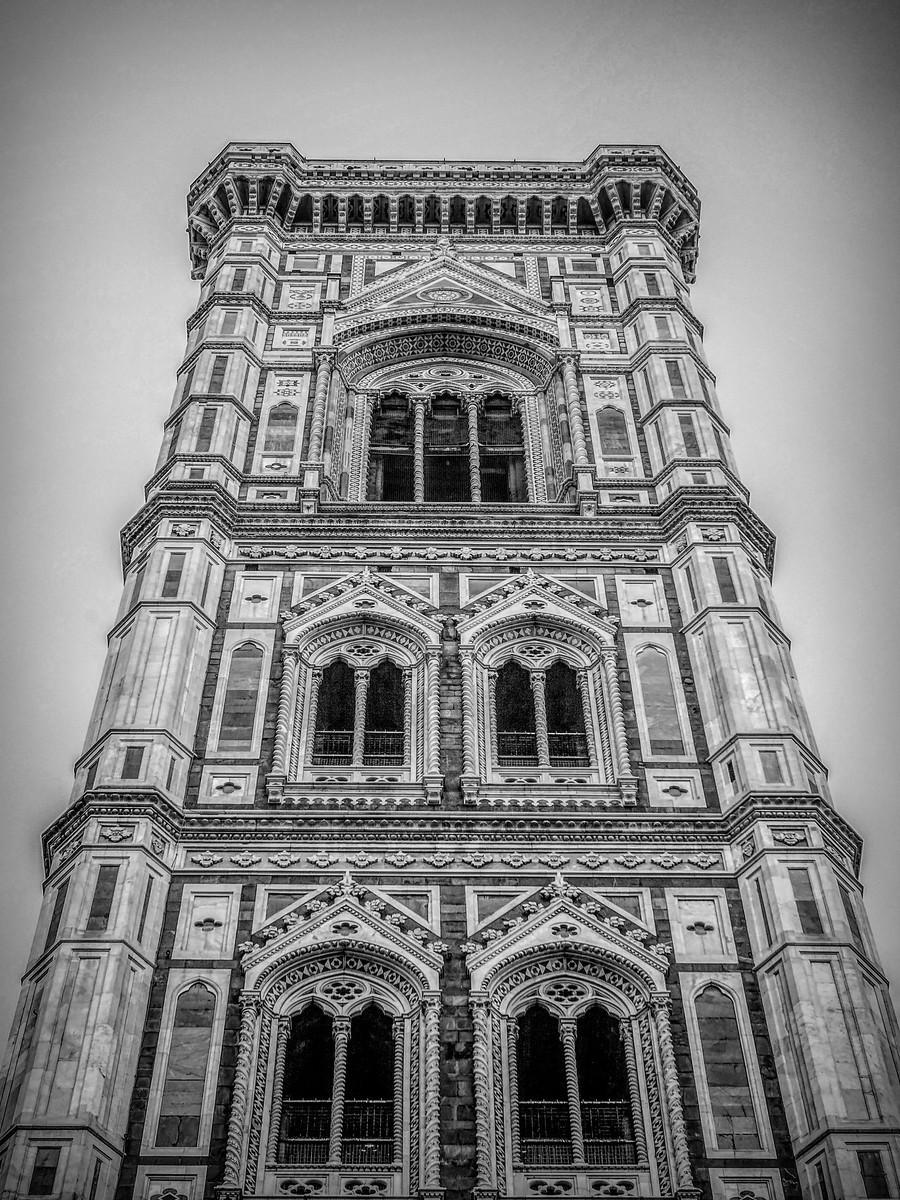 意大利佛罗伦斯主教堂,精雕细琢_图1-17