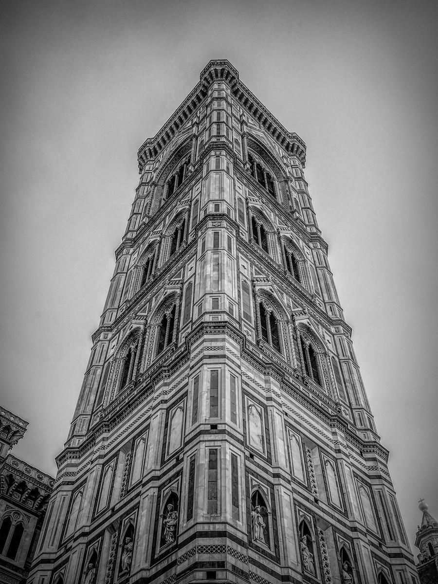 意大利佛罗伦斯主教堂,精雕细琢_图1-21