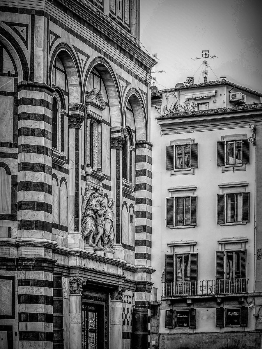 意大利佛罗伦斯主教堂,精雕细琢_图1-22
