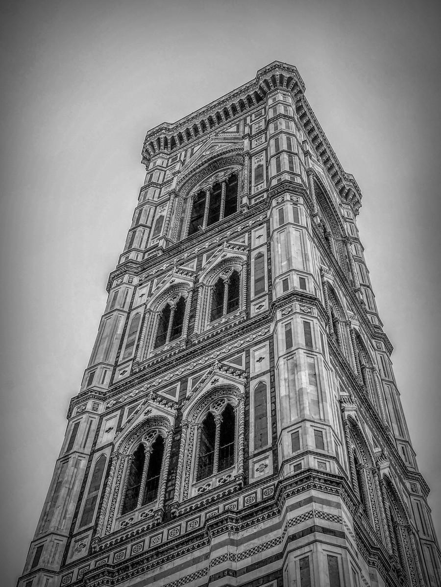 意大利佛罗伦斯主教堂,精雕细琢_图1-28
