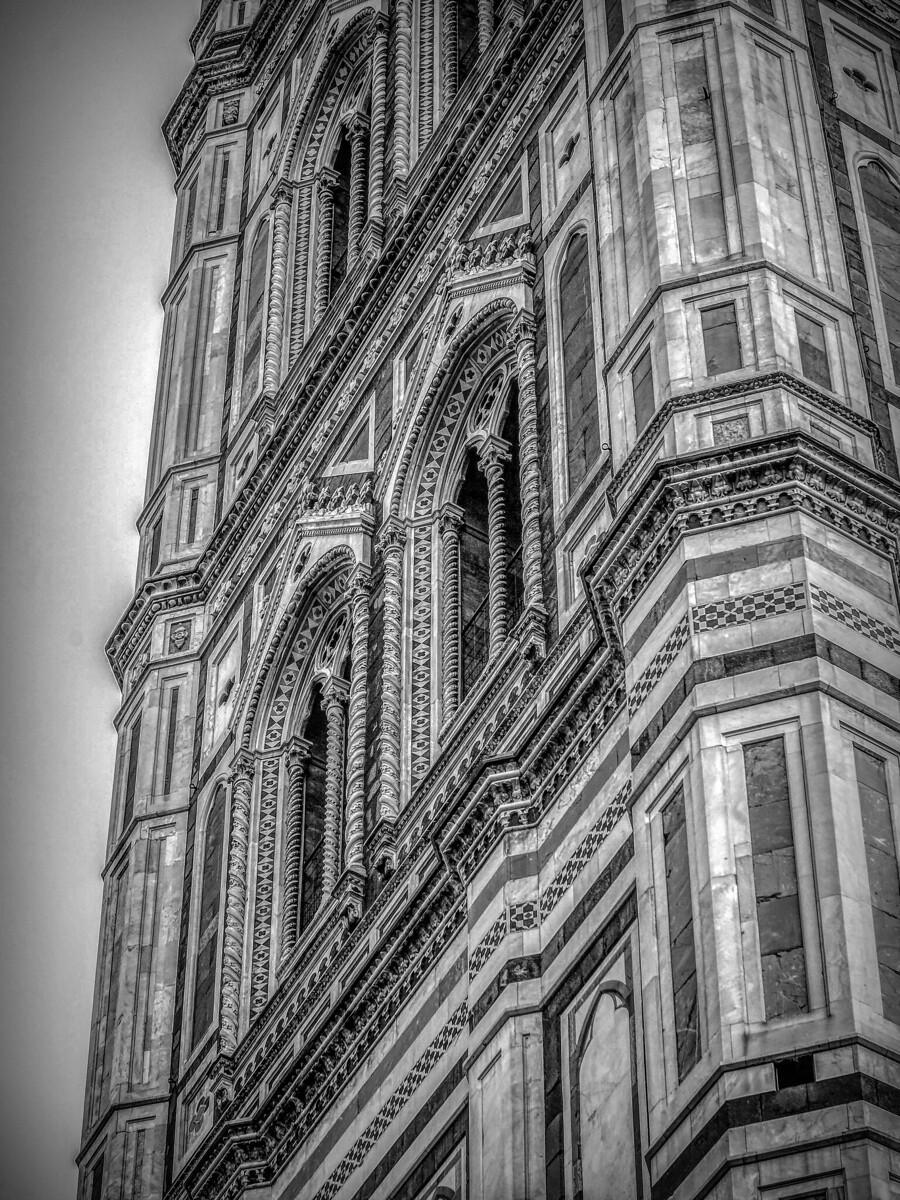 意大利佛罗伦斯主教堂,精雕细琢_图1-26