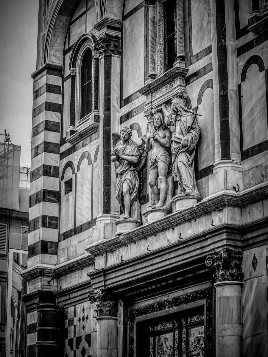 意大利佛罗伦斯主教堂,精雕细琢_图1-25