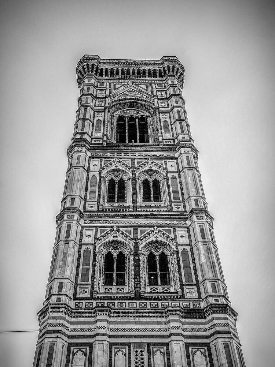 意大利佛罗伦斯主教堂,精雕细琢_图1-29