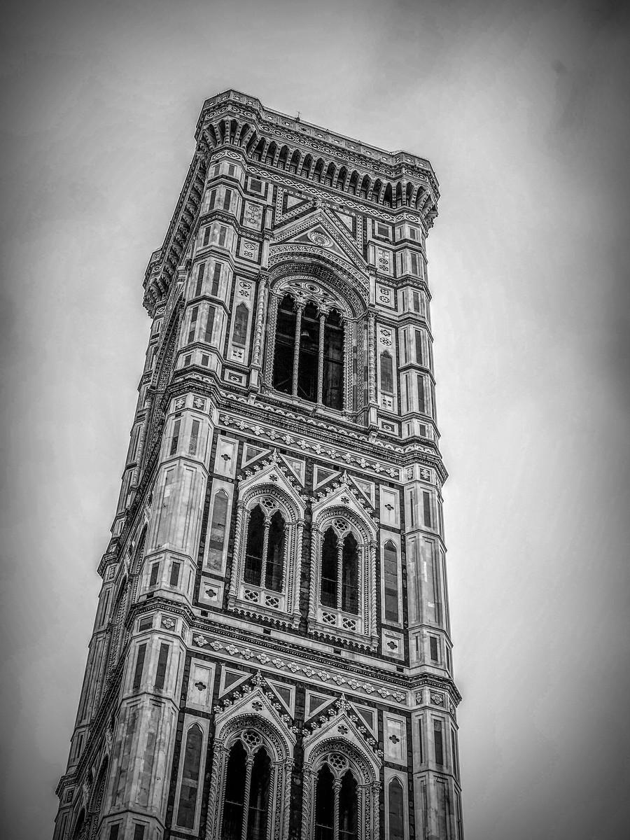 意大利佛罗伦斯主教堂,精雕细琢_图1-30