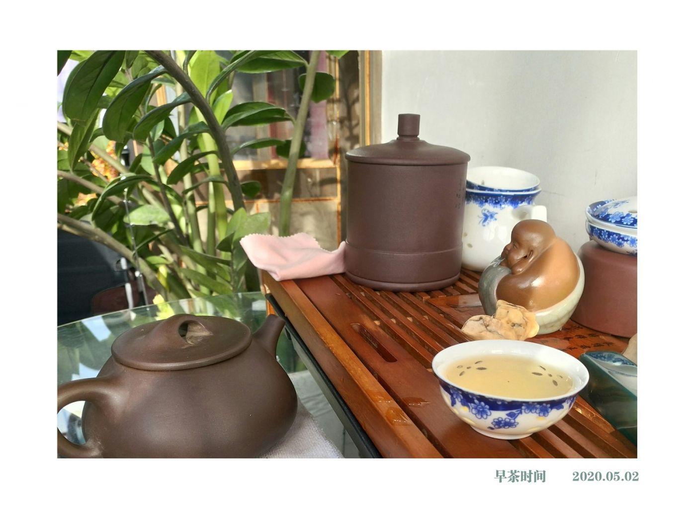在阳台上喝早茶_图1-1