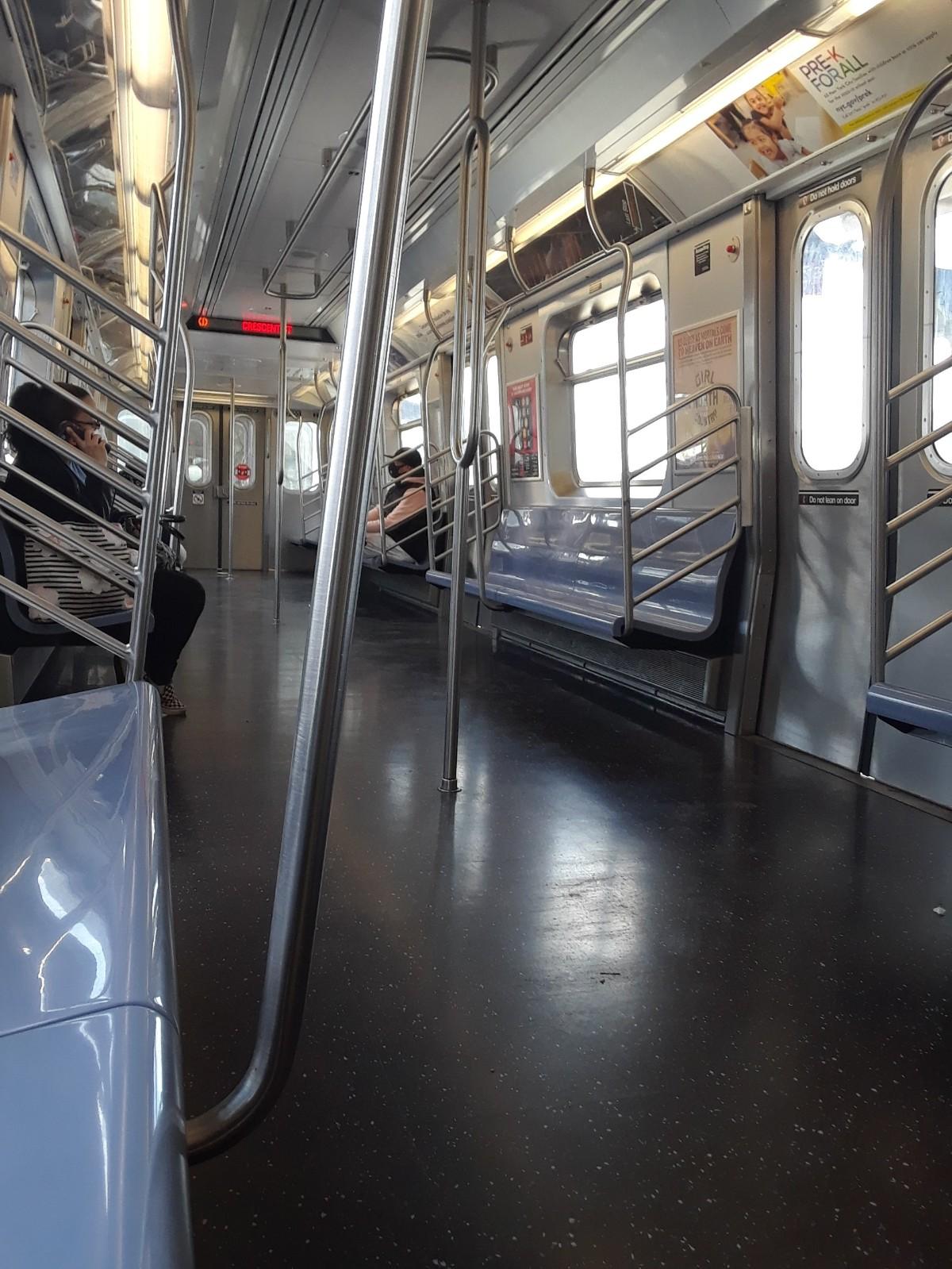 焕然一新的纽约地铁_图1-1