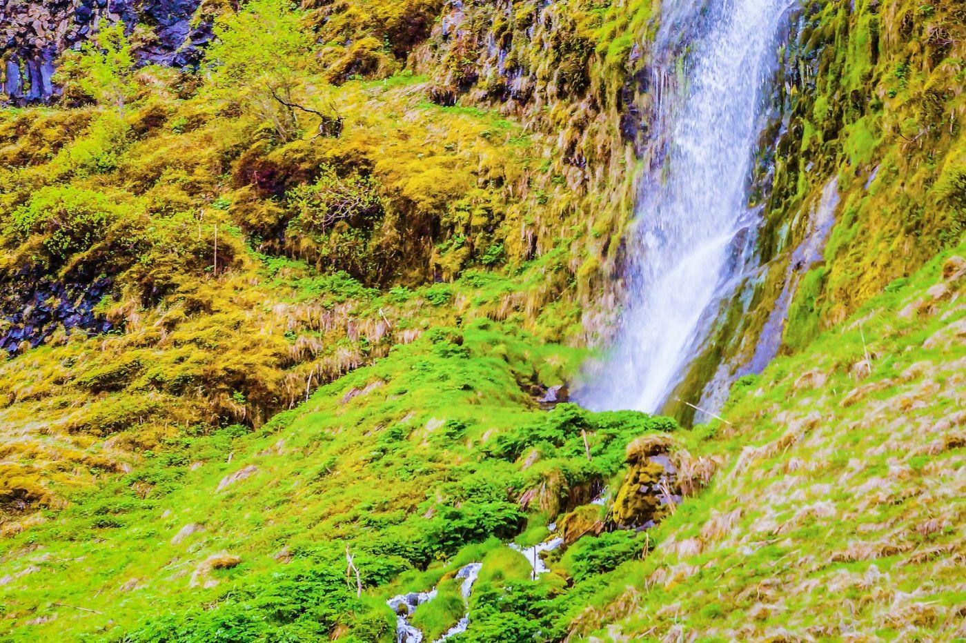 冰岛塞里雅兰瀑布(Seljalandsfoss),飞流直下_图1-19