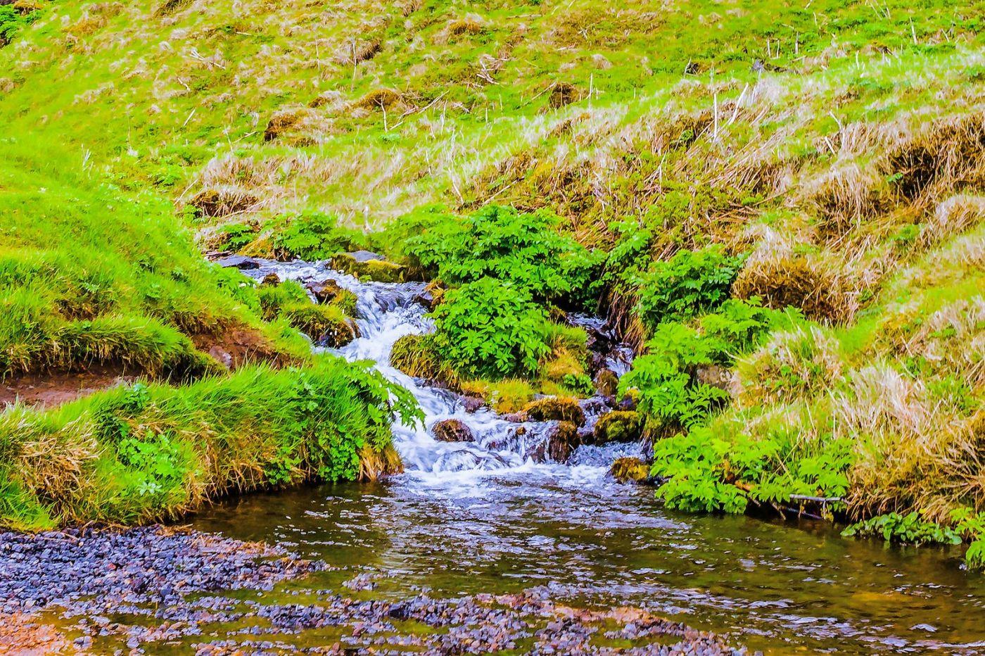 冰岛塞里雅兰瀑布(Seljalandsfoss),飞流直下_图1-18