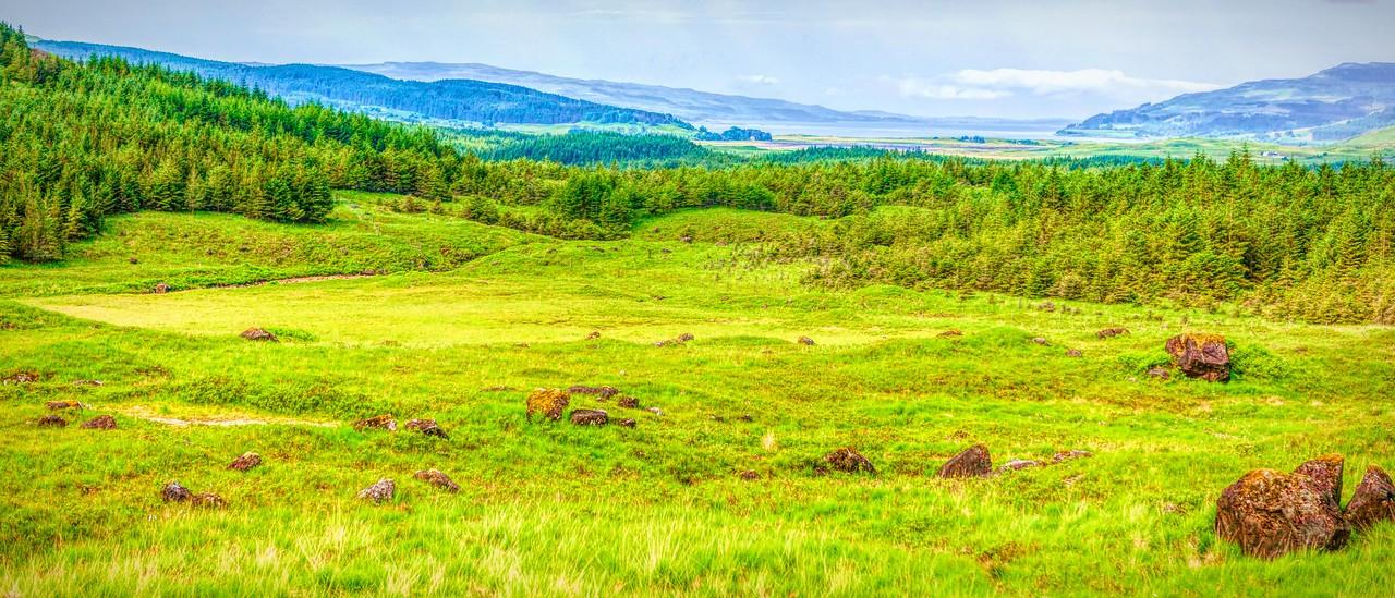 苏格兰美景,美的真实_图1-13