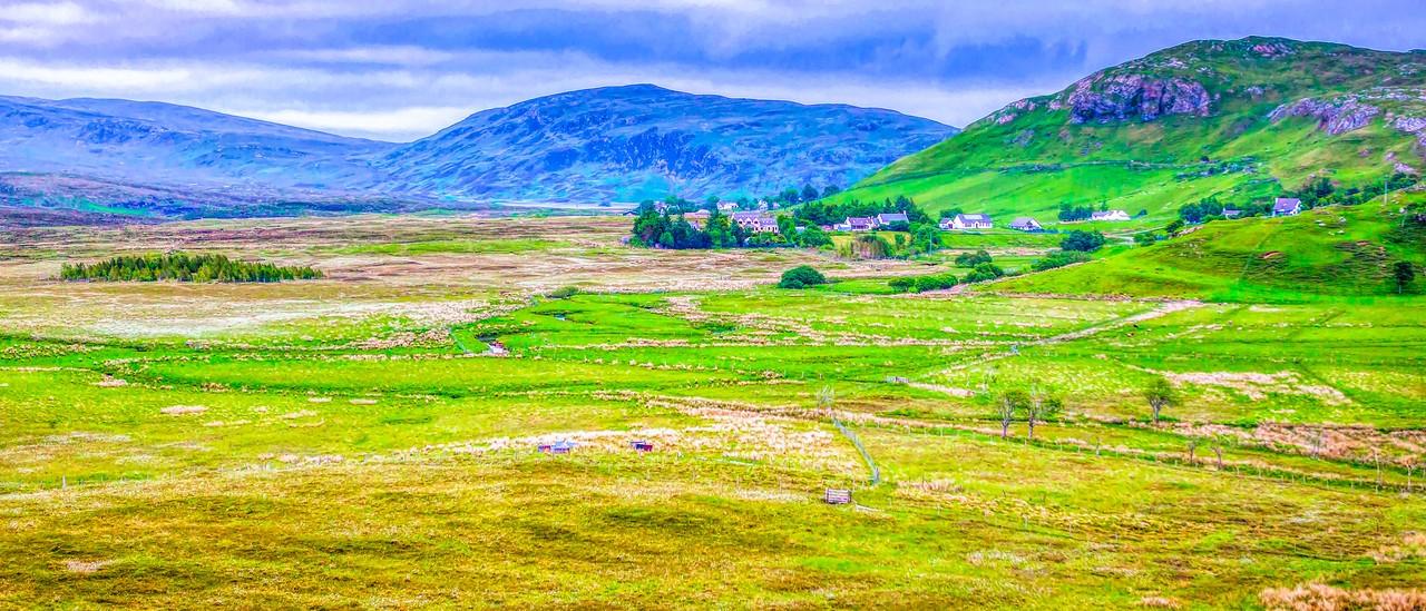 苏格兰美景,美的真实_图1-10