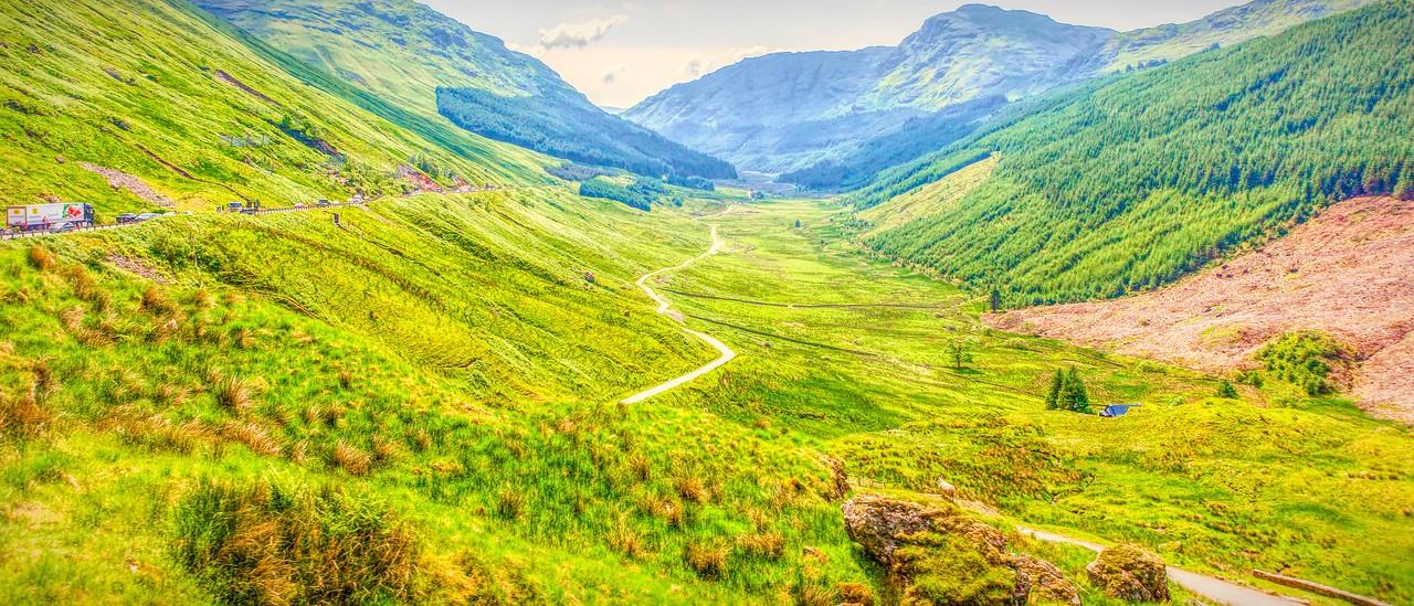 苏格兰美景,美的真实_图1-12