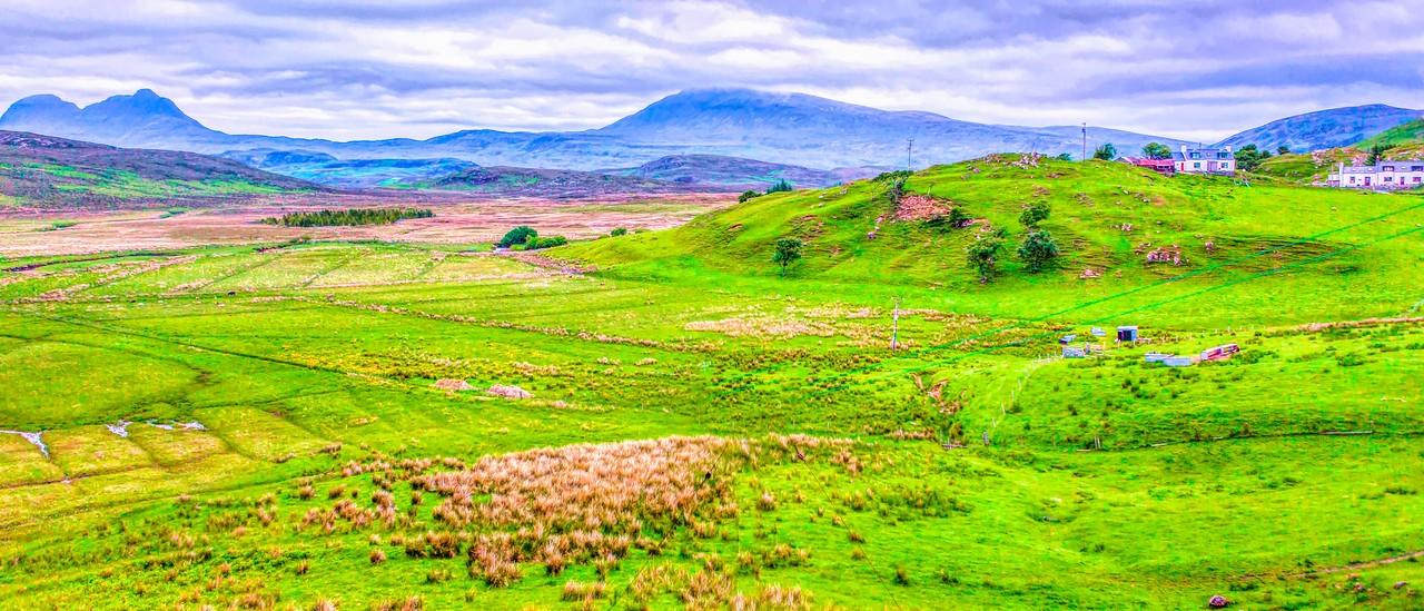 苏格兰美景,美的真实_图1-1