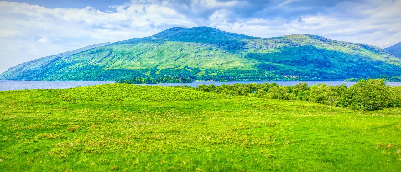 苏格兰美景,美的真实_图1-4