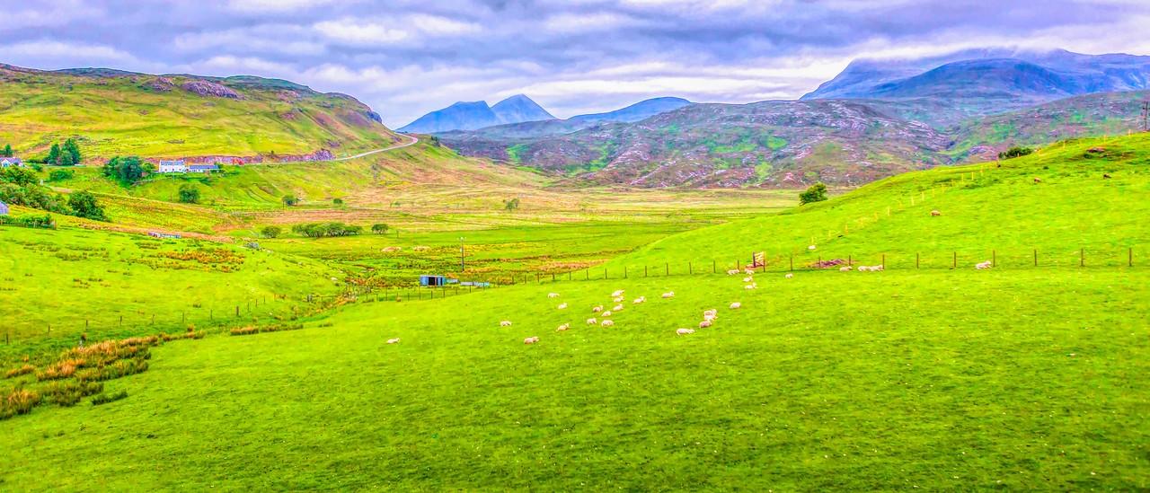 苏格兰美景,美的真实_图1-22