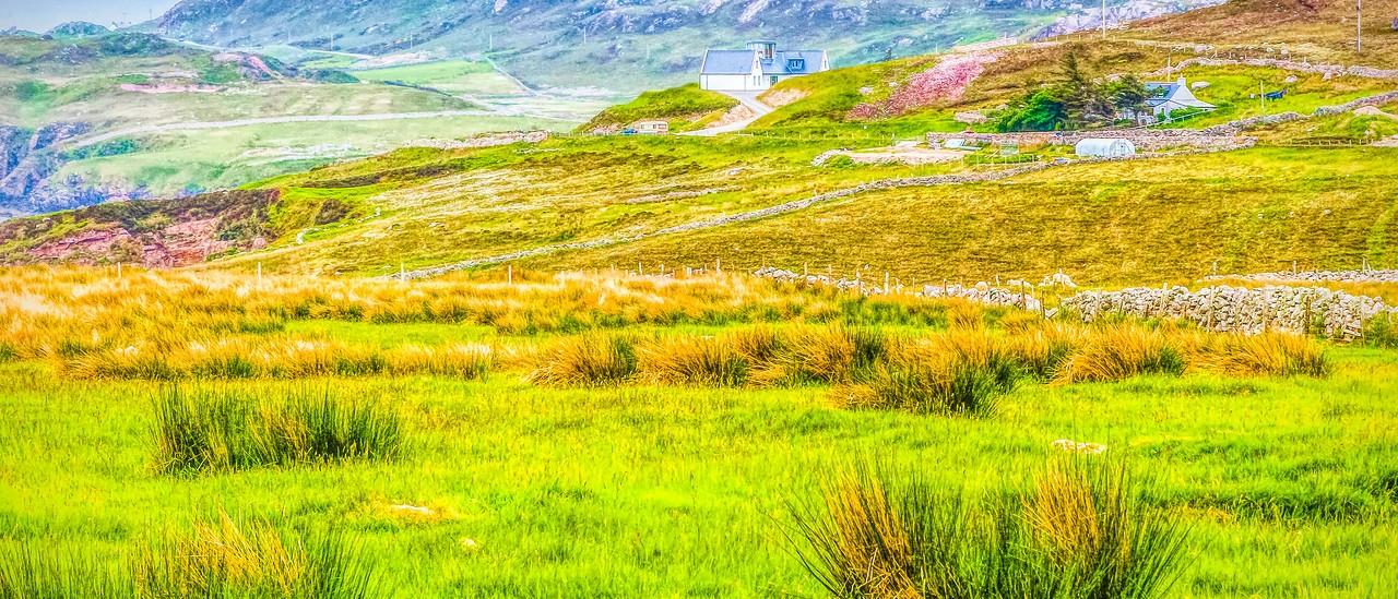 苏格兰美景,美的真实_图1-25