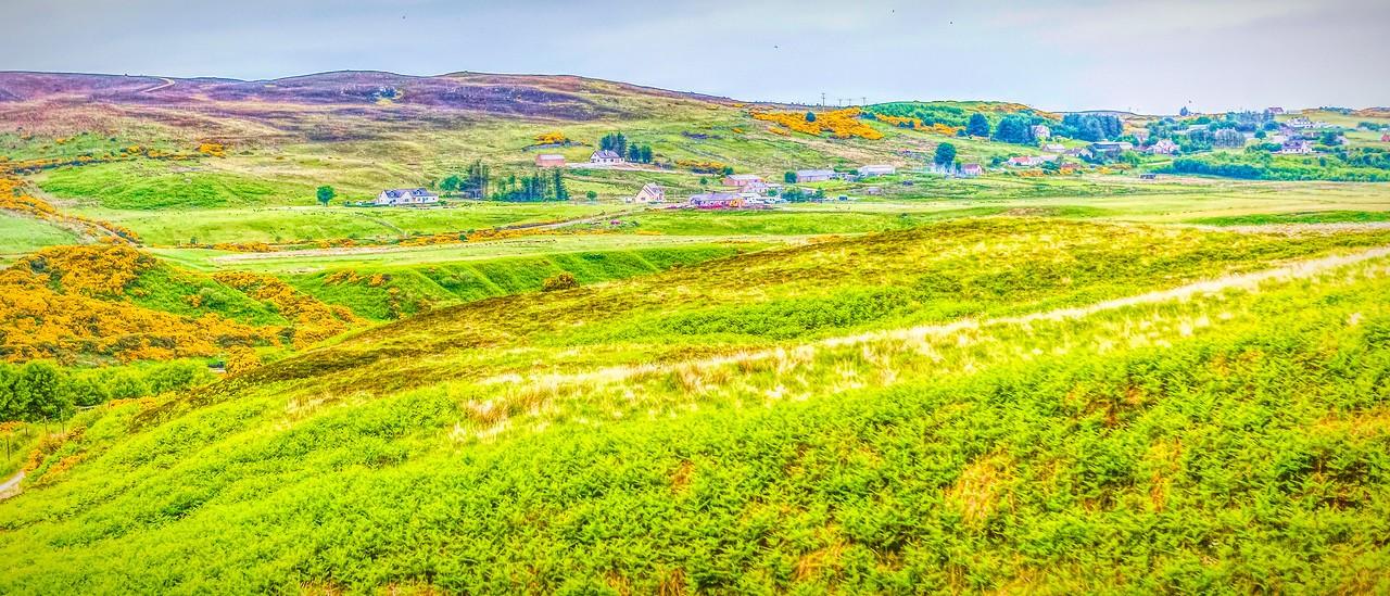 苏格兰美景,美的真实_图1-32