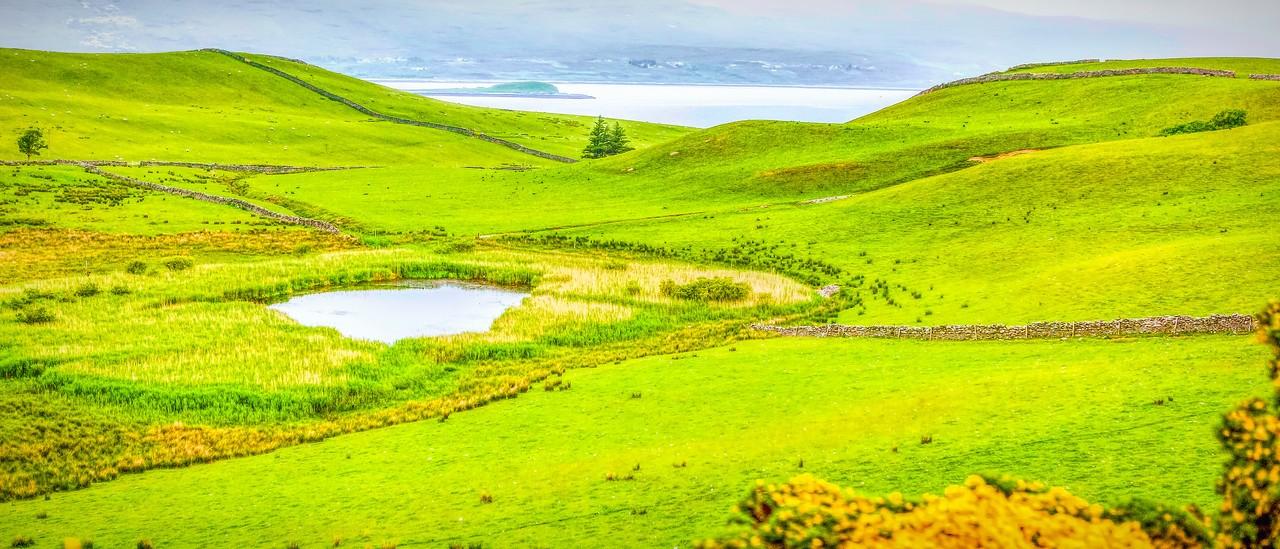 苏格兰美景,美的真实_图1-38