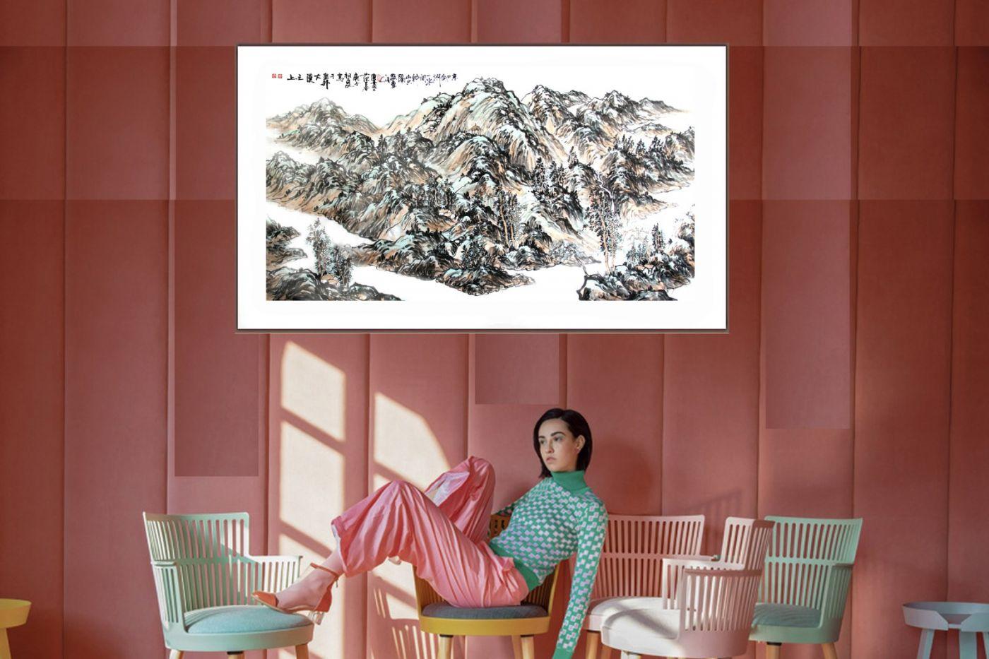 欢迎收藏范建春国画作品_图1-3