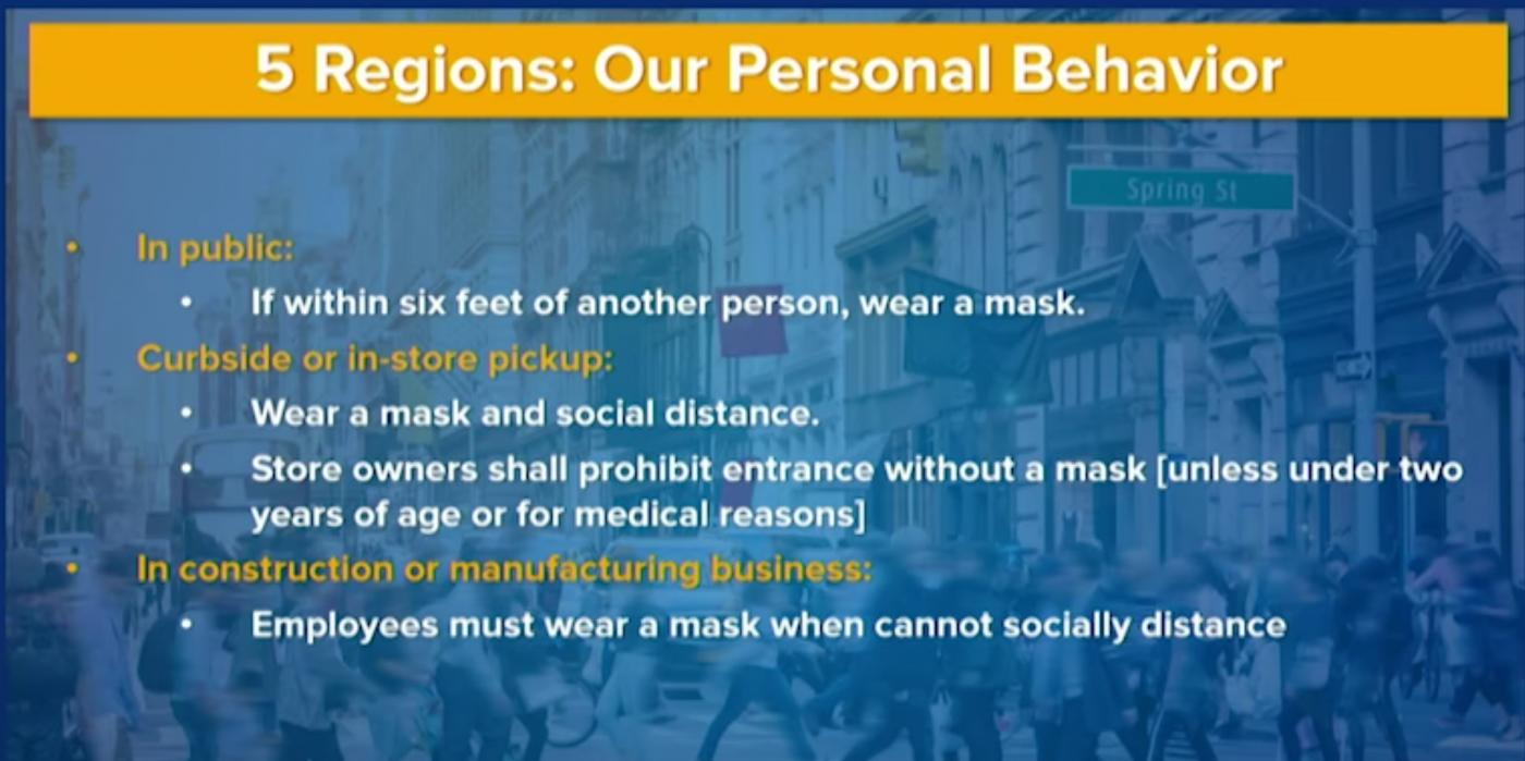 纽约州:顾客不戴口罩商店有权拒绝_图1-5