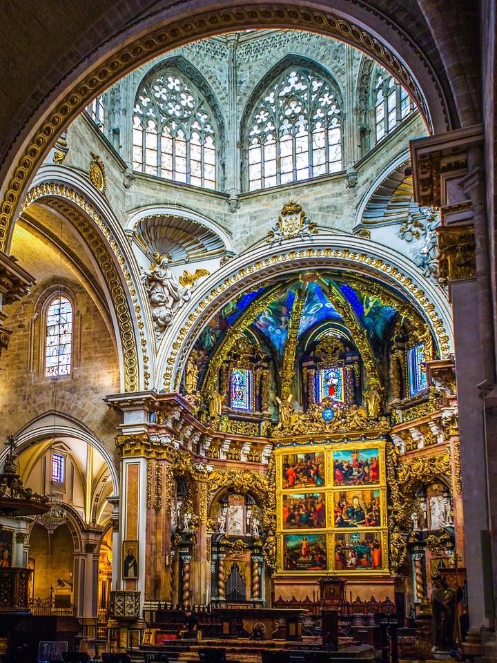 西班牙巴伦西亚主教堂,细细欣赏_图1-23
