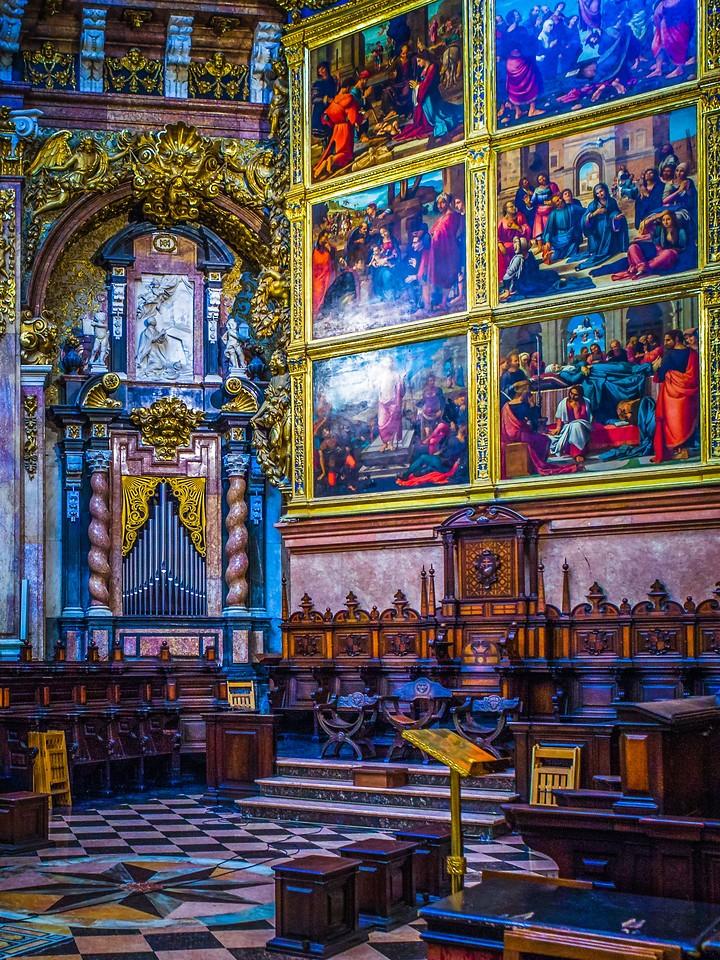 西班牙巴伦西亚主教堂,细细欣赏_图1-19
