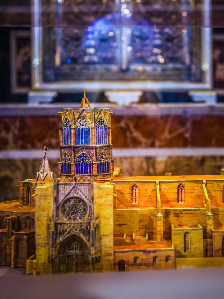 西班牙巴伦西亚主教堂,细细欣赏_图1-21