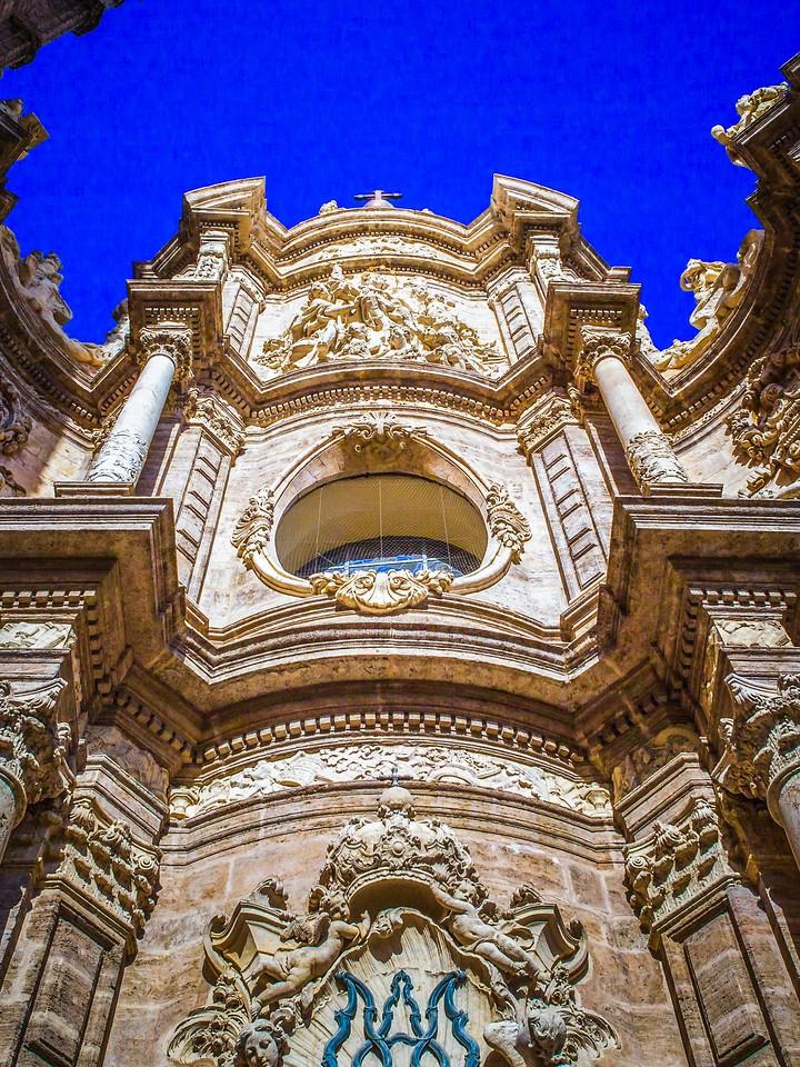 西班牙巴伦西亚主教堂,细细欣赏_图1-22