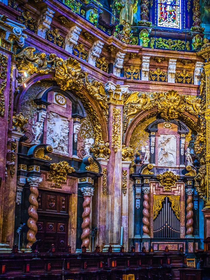 西班牙巴伦西亚主教堂,细细欣赏_图1-20