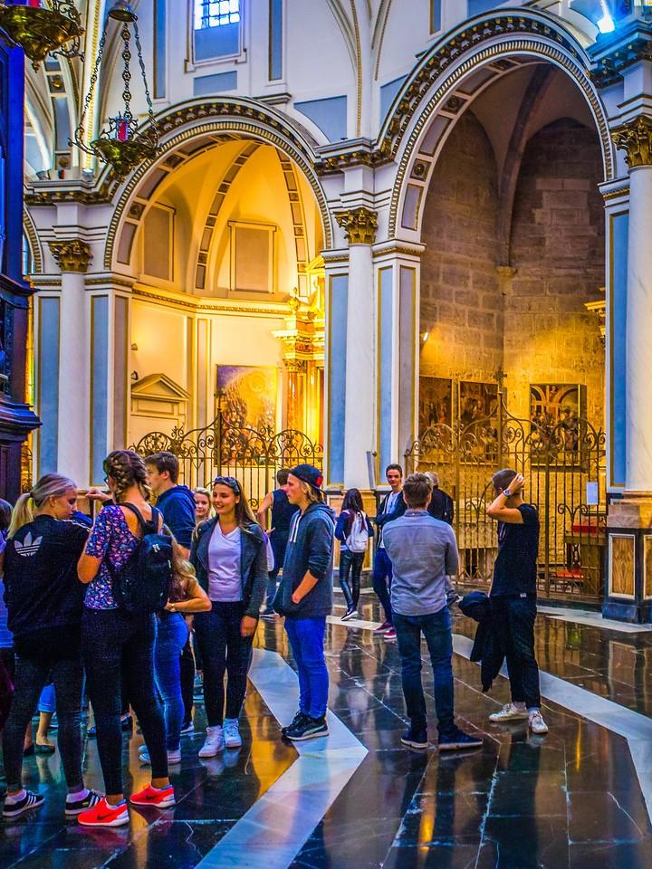 西班牙巴伦西亚主教堂,细细欣赏_图1-26
