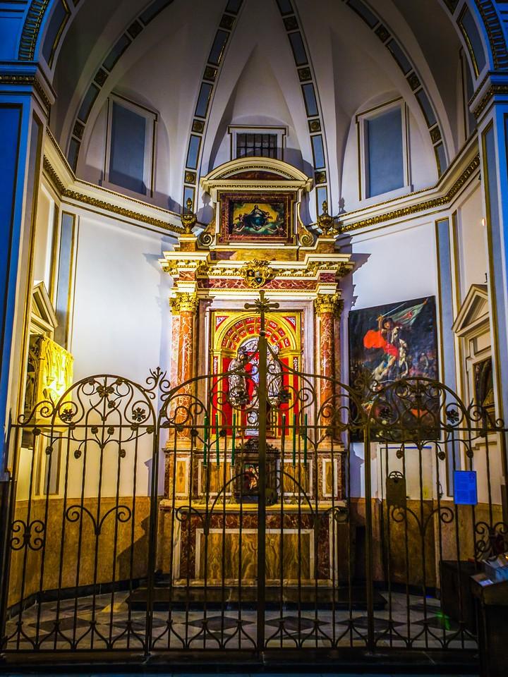 西班牙巴伦西亚主教堂,细细欣赏_图1-25