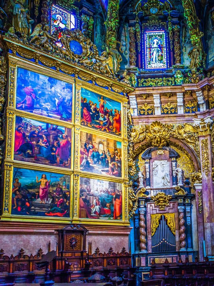 西班牙巴伦西亚主教堂,细细欣赏_图1-27
