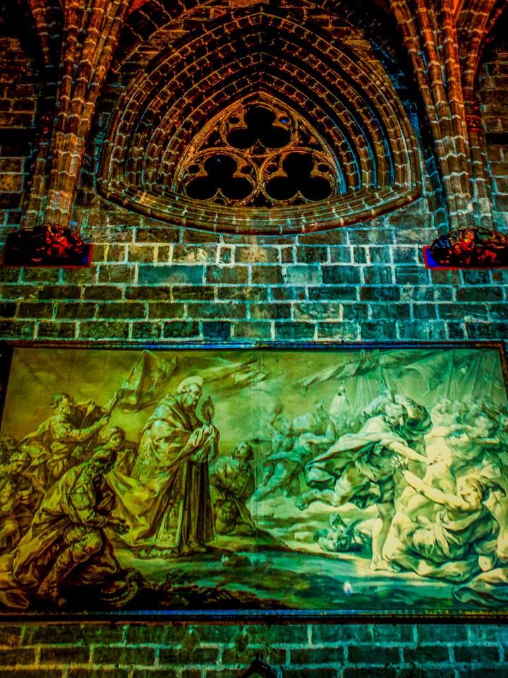 西班牙巴伦西亚主教堂,细细欣赏_图1-17