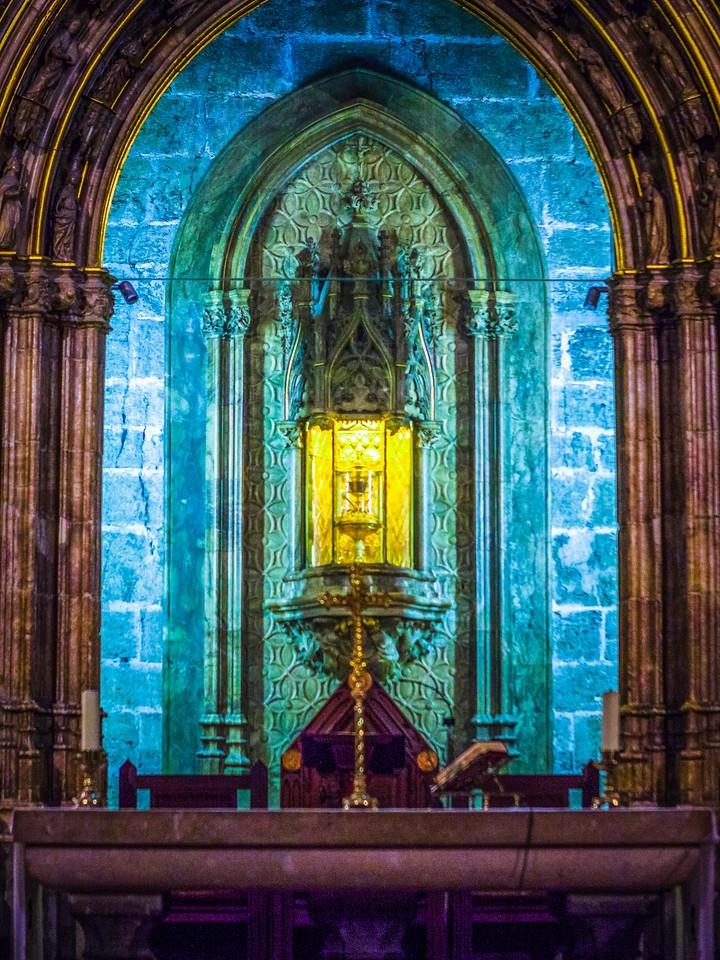 西班牙巴伦西亚主教堂,细细欣赏_图1-13