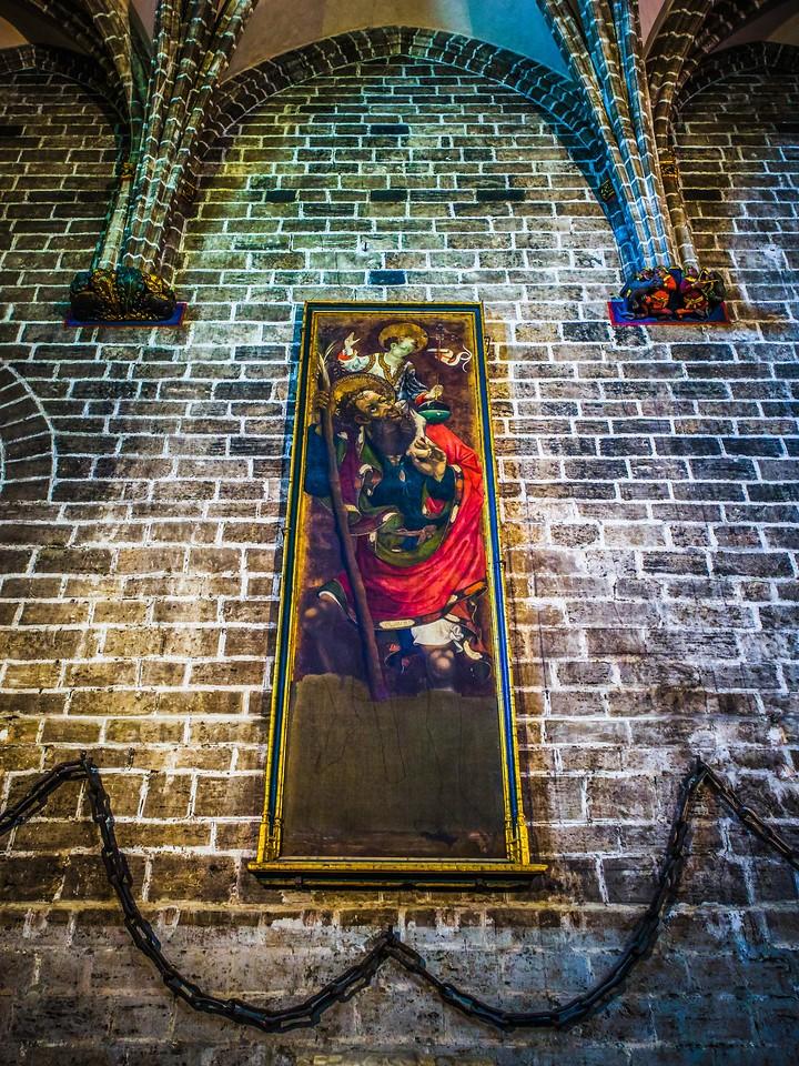 西班牙巴伦西亚主教堂,细细欣赏_图1-15