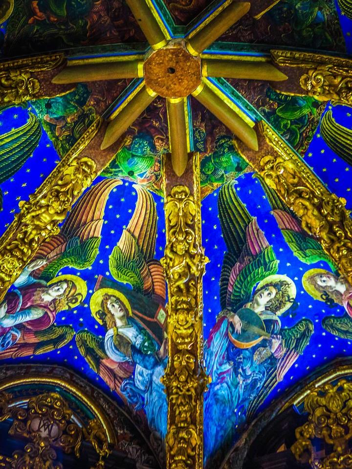 西班牙巴伦西亚主教堂,细细欣赏_图1-16