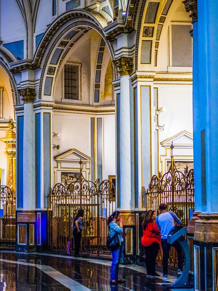 西班牙巴伦西亚主教堂,细细欣赏_图1-6